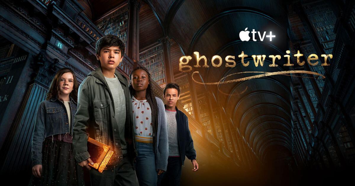 Ghostwriter on Apple TV+