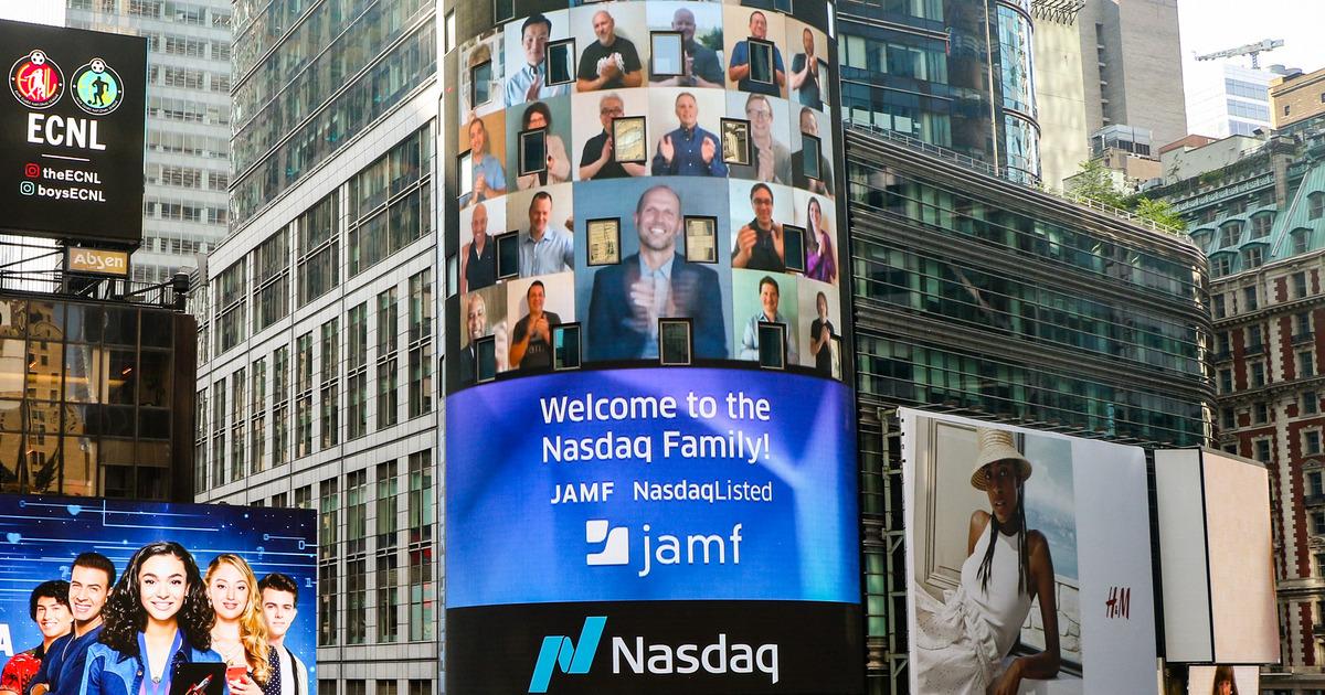 Jamf IPO