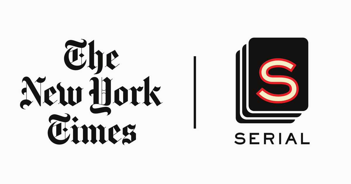 The New York Times has bought Serial