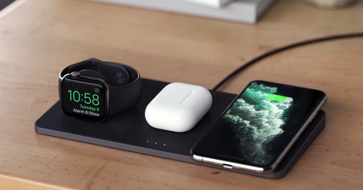 Satechi wireless charging pad