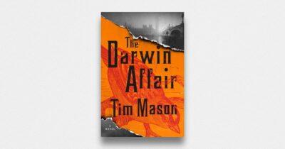 The Darwin affair book cover
