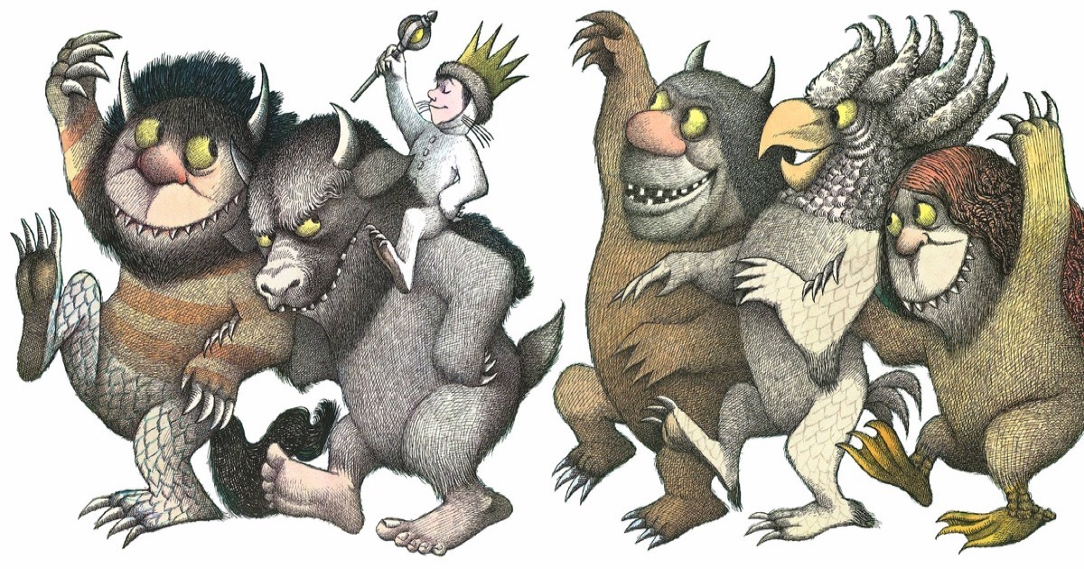 Image from Where the wild things are