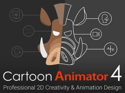 The Complete Cartoon Animator 4 PRO Mac Bundle