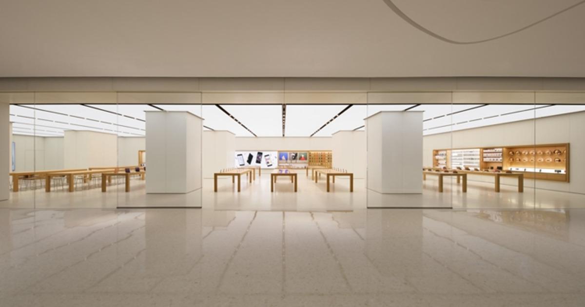 Apple Store Zhujiang New Town