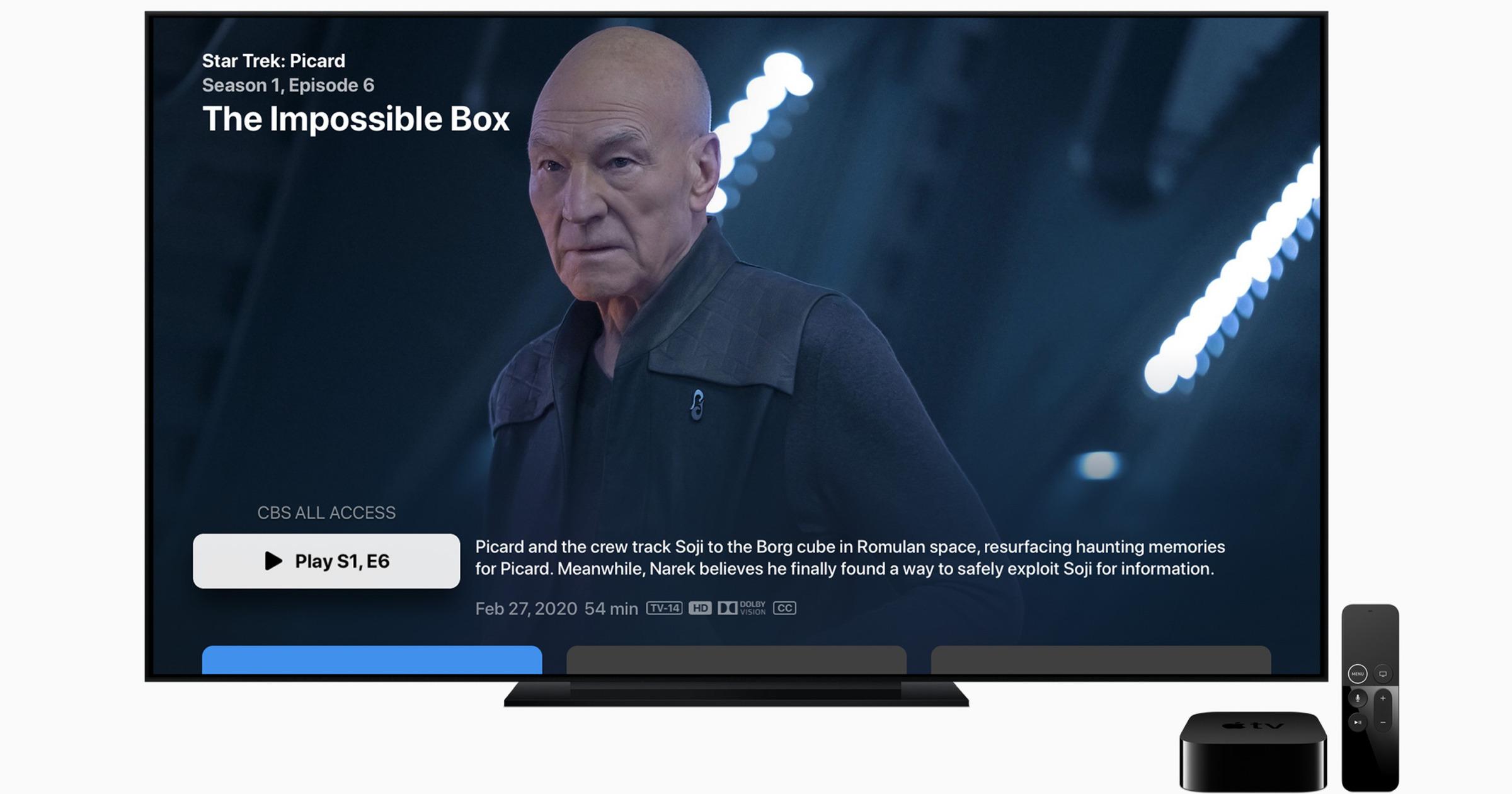 Apple TV+ CBS All Access SHOWTIME