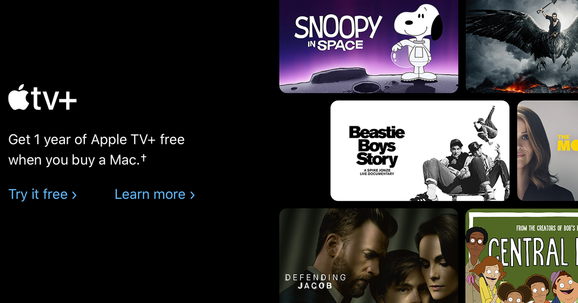 Apple TV+ Free offer
