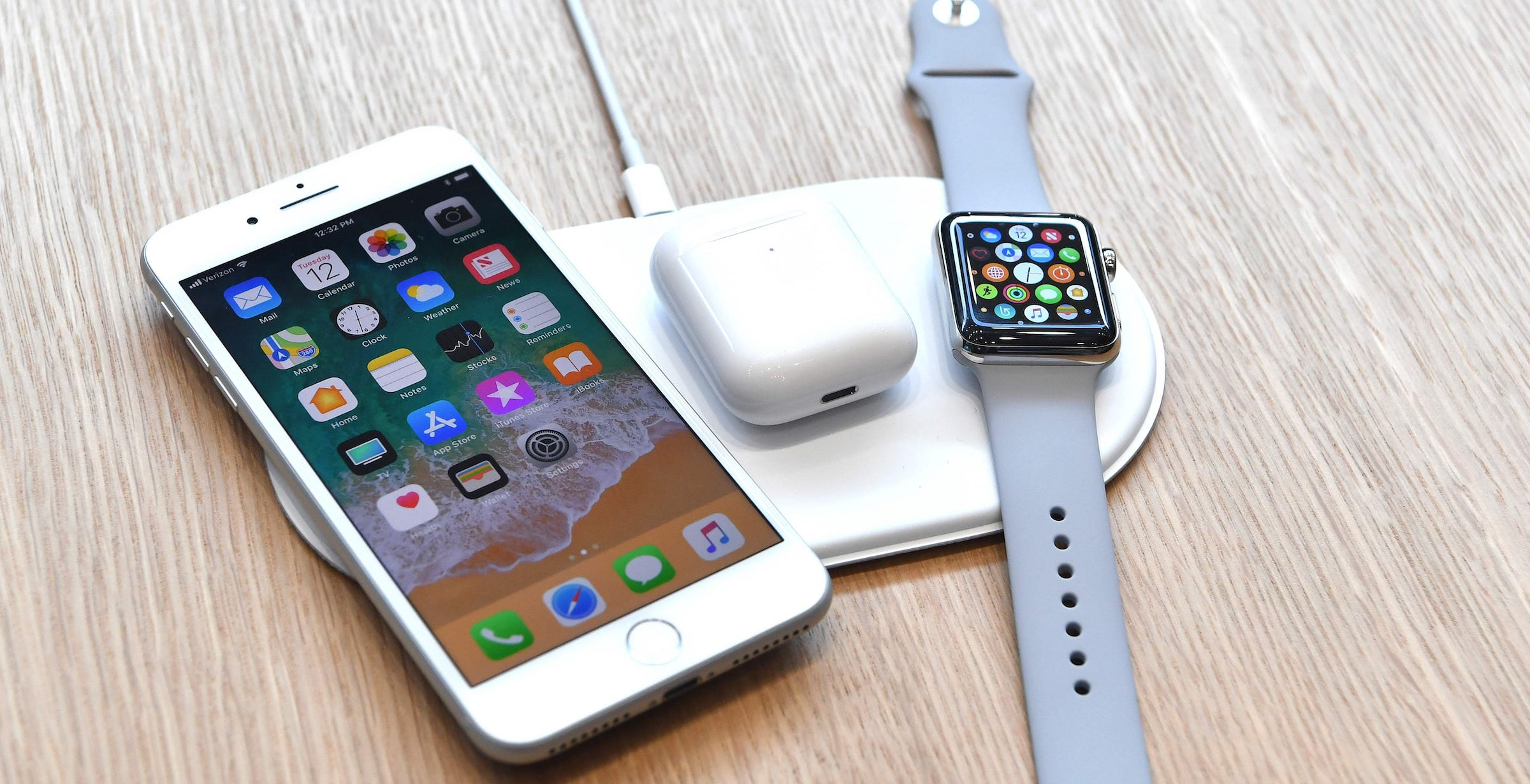Apple Air Power Could be One More Thing