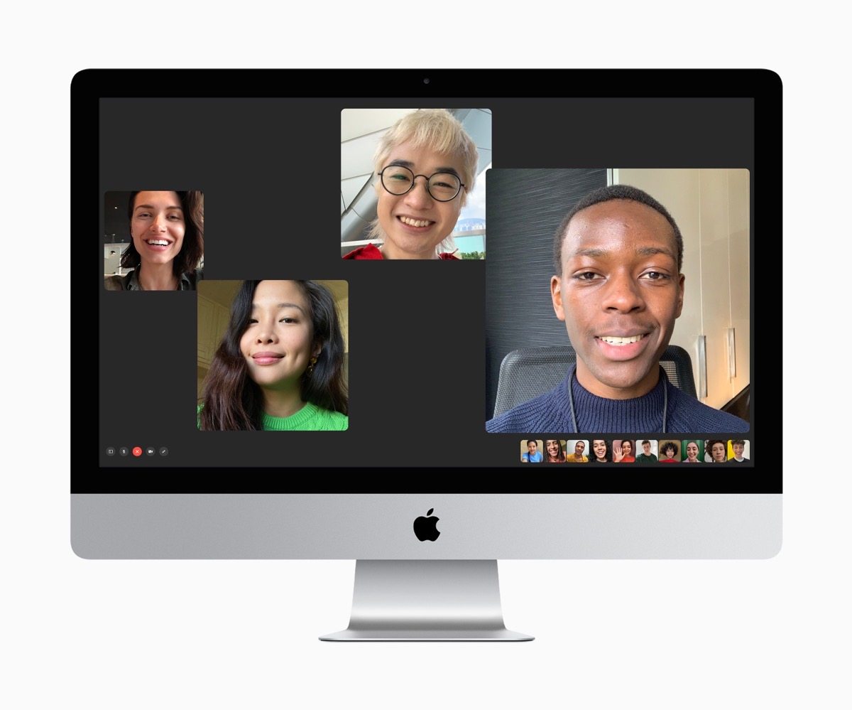 27-inch iMac with FaceTime HD webcam