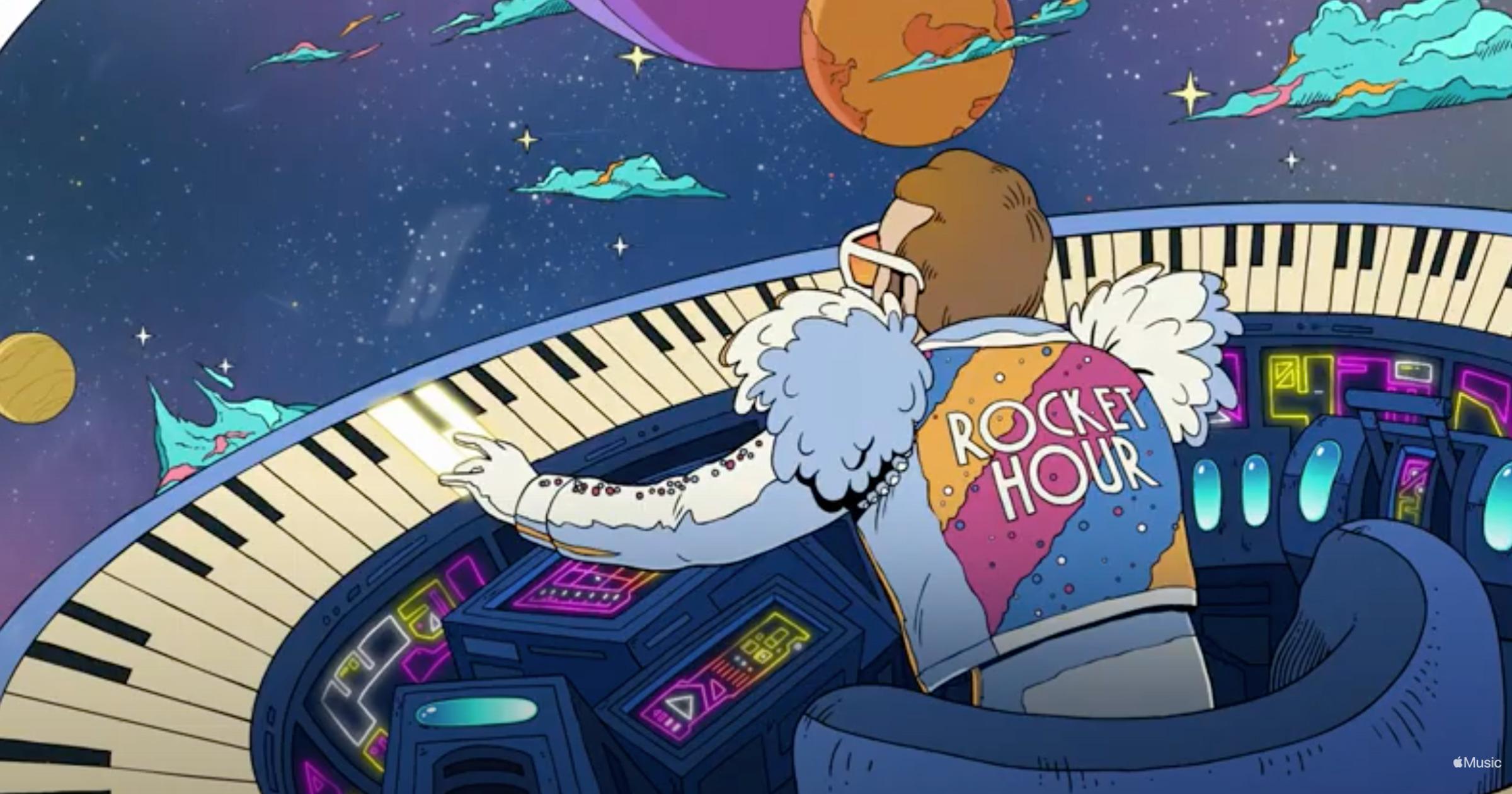 Elton John Apple Music Radio