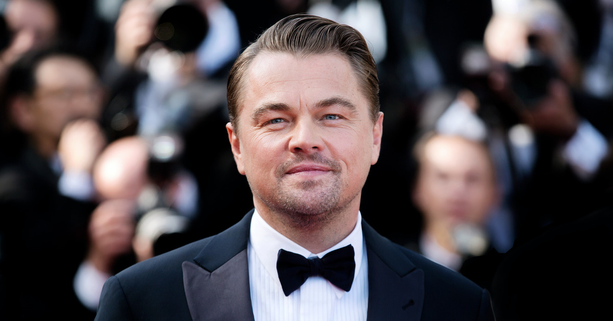 Leonardo DiCaprio has signed a first look deal with Apple TV+