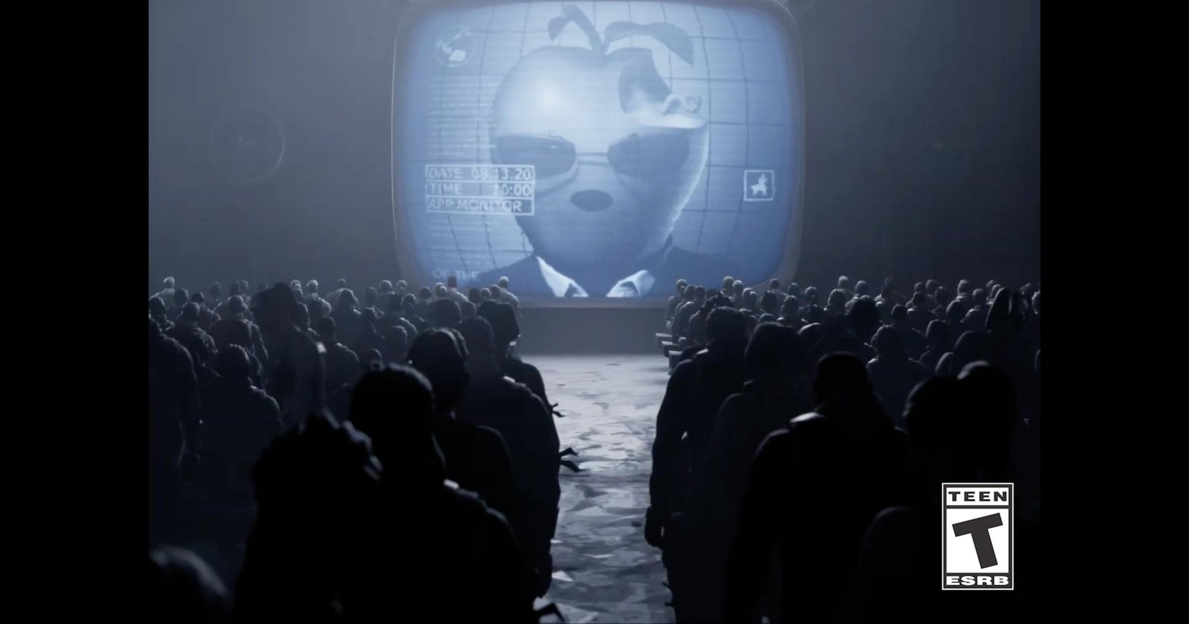 Ninteen Eighty-Fortnite Video