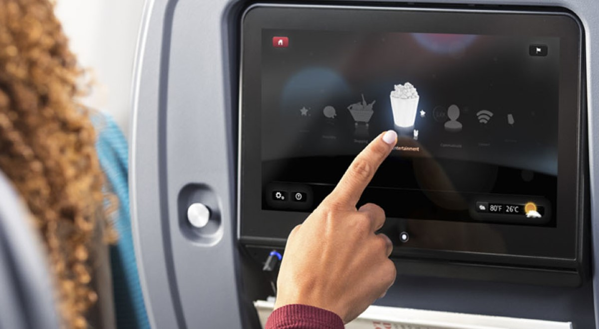 American Airlines Offering Apple TV+