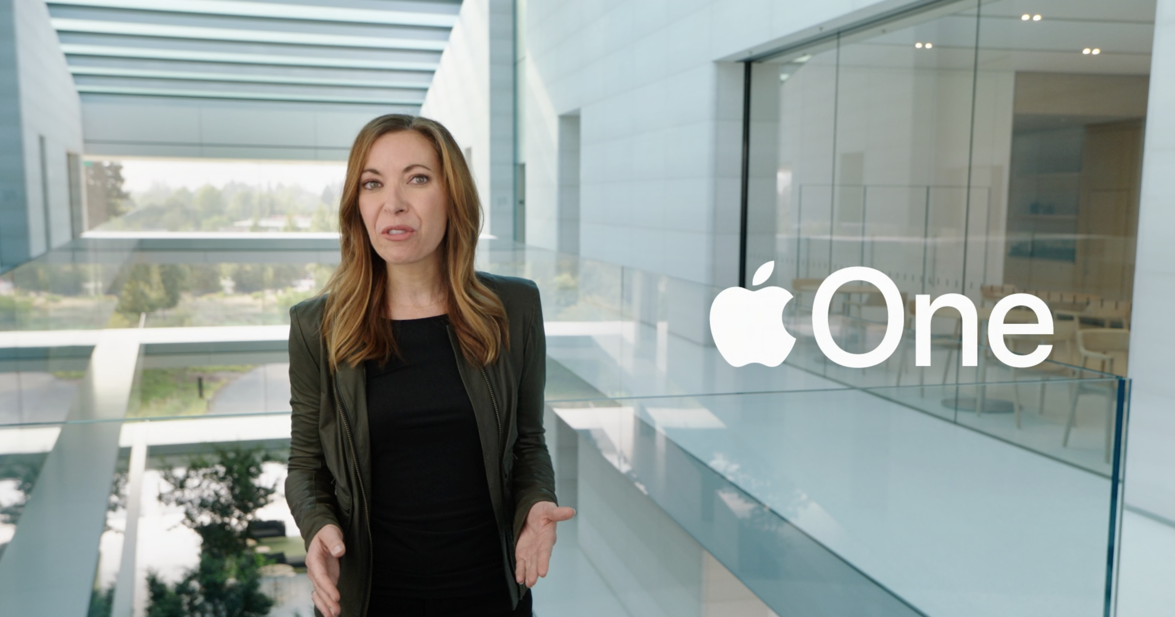 Apple One announcement