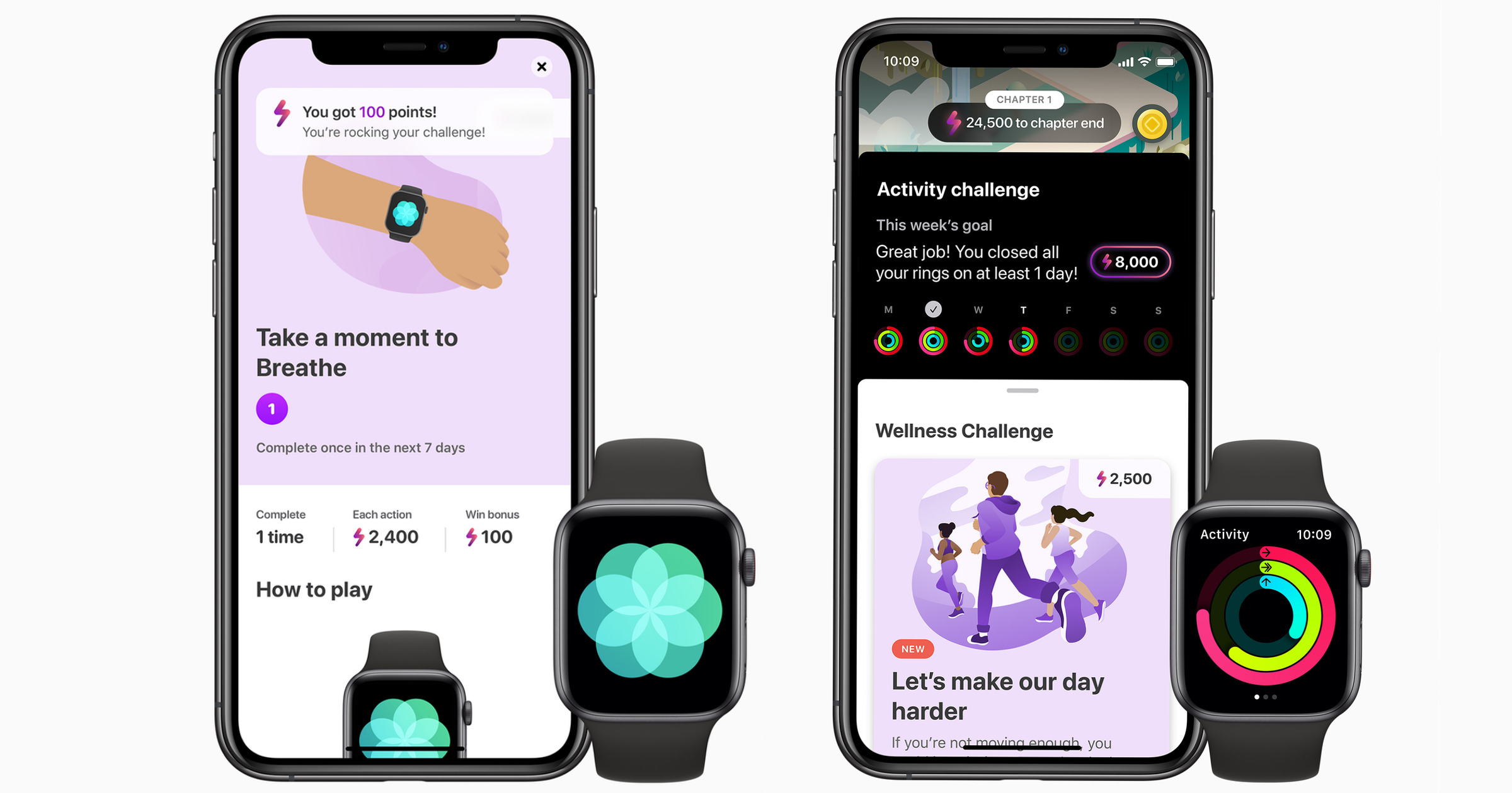 Apple Singapore LumiHealth on iPhone and Apple Watch