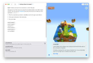 Swift Playgrounds makes it fun and easy to learn Swift coding.