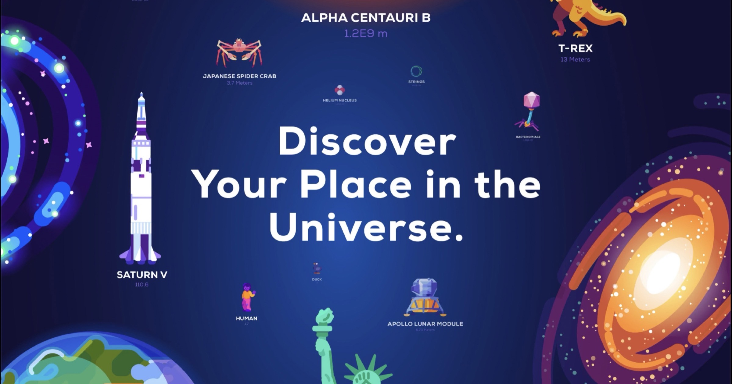 Discover Your Place in the Universe With the Kurzgesagt App