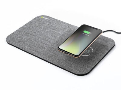 Numi™ Power Mat: Wireless Charging Mouse Pad
