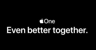 Apple One website logo