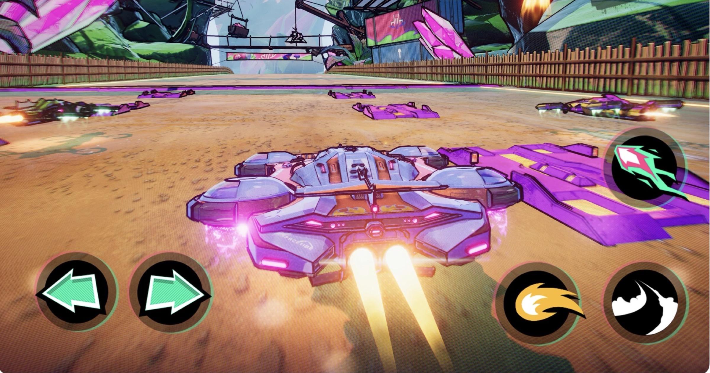 Coming Soon to Apple Arcade: Warp Drive Teleport Racing