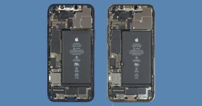 iPhone 12 internal wallpapers