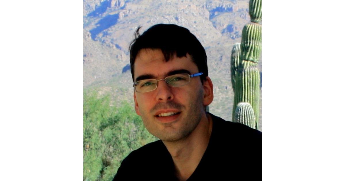 Astronomy Professor Dr. Mario Juric
