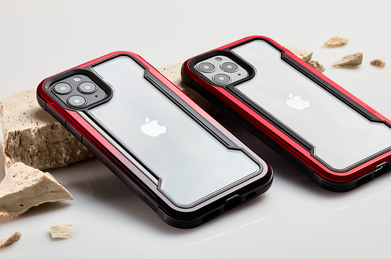 Raptic Shield Red Case iPhone 12