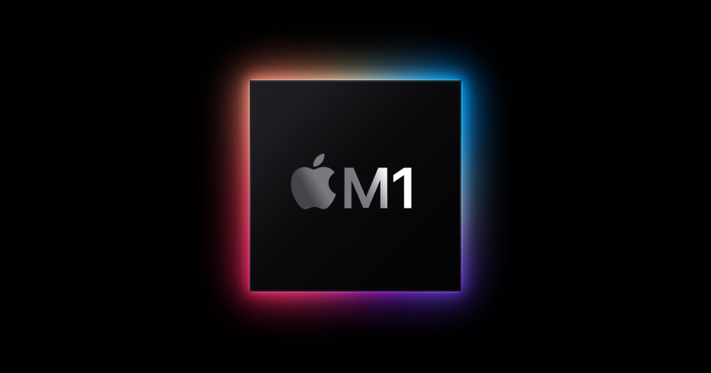 M1 chip graphic