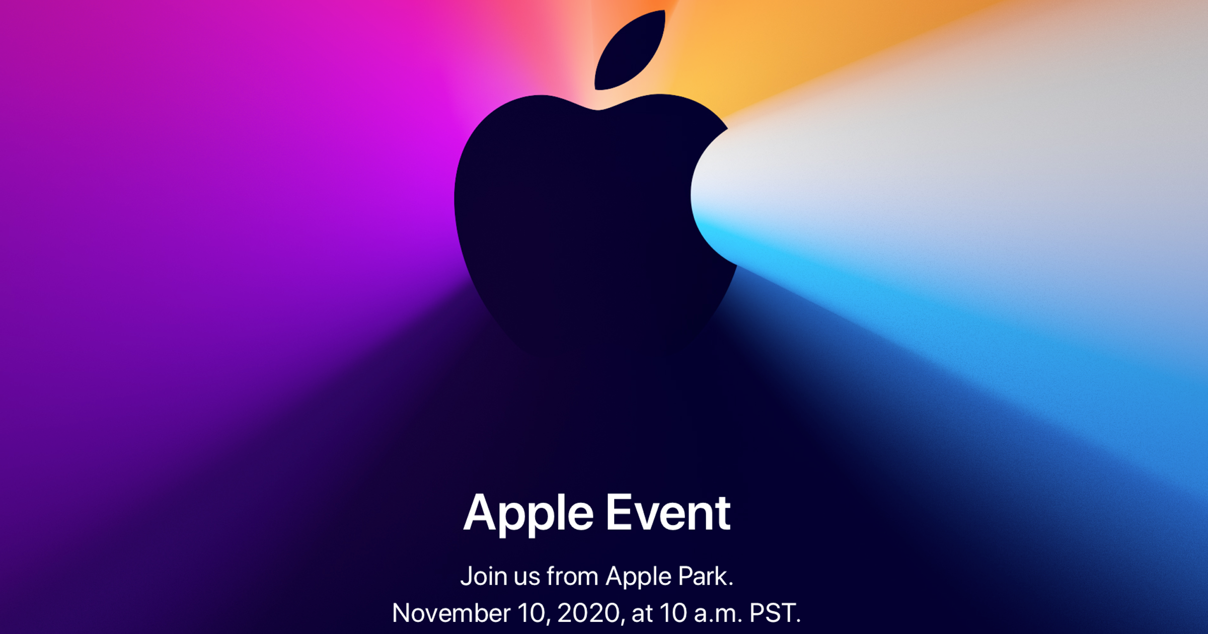 Apple Event 'One More Thing' logo