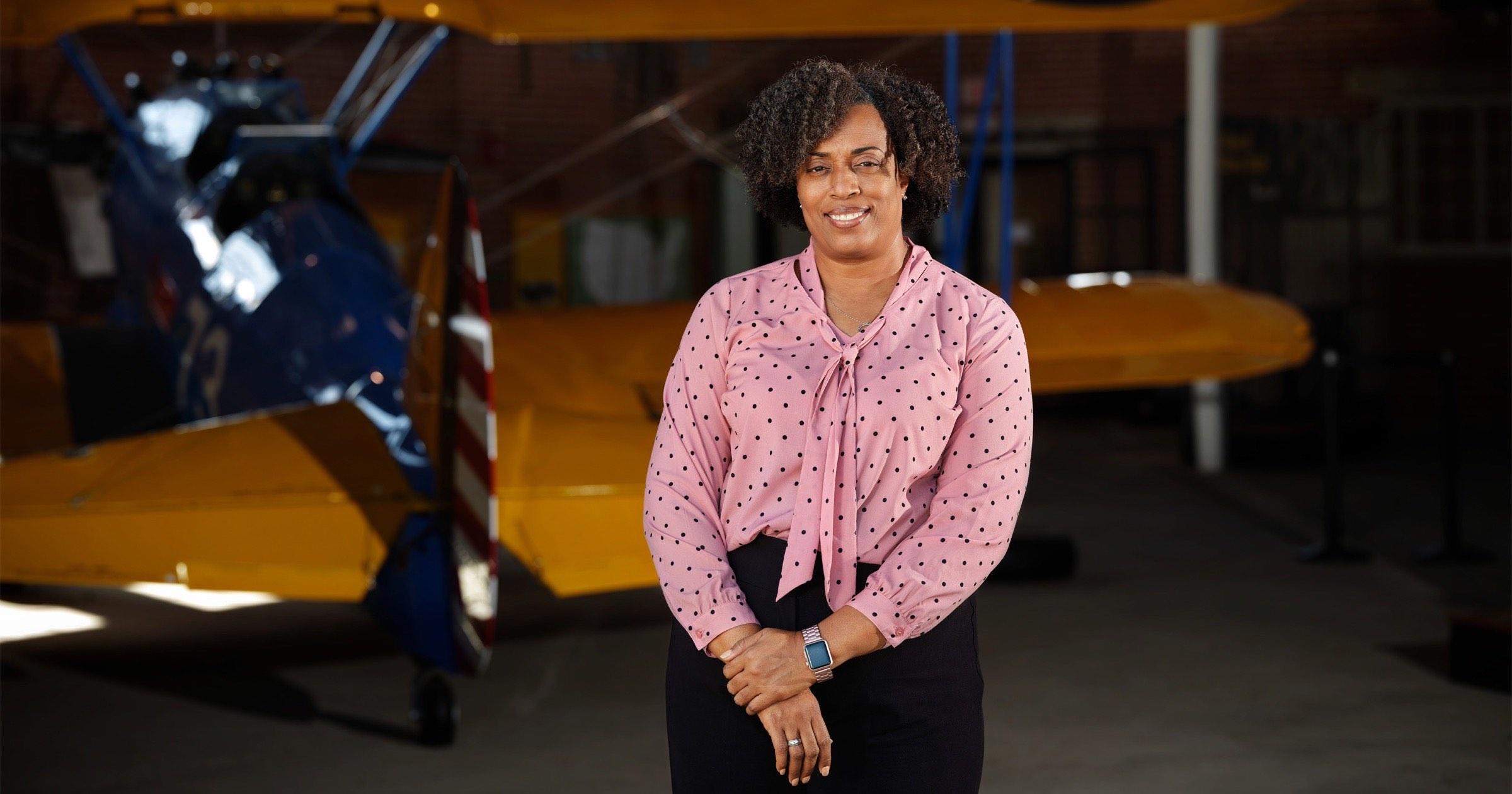 Tuskegee Public School Principal Tiffany Williams