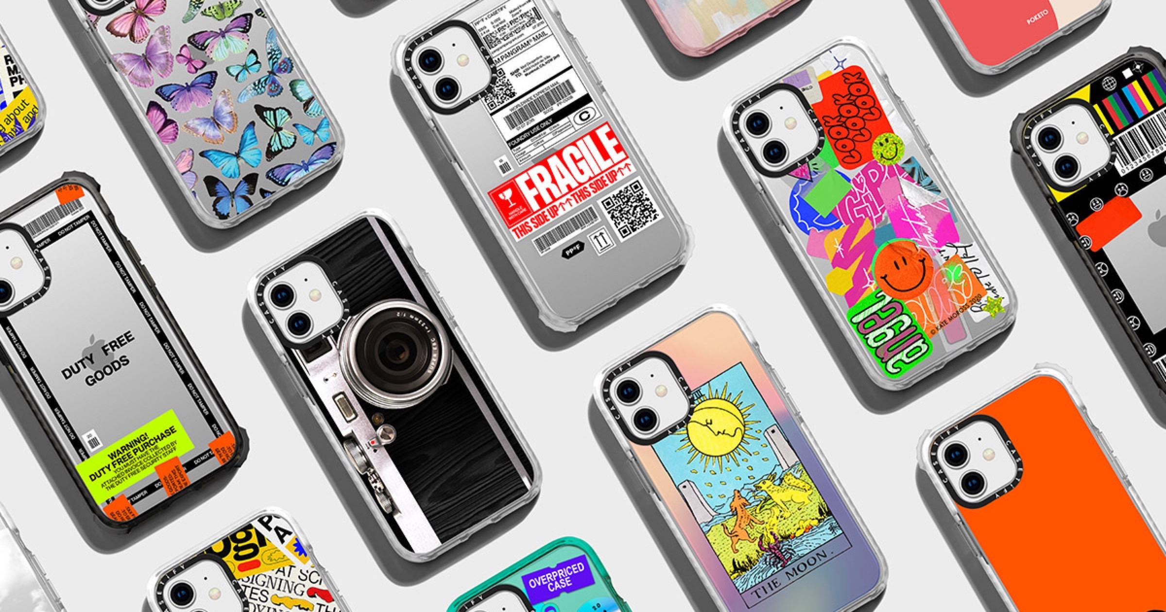 Casetify iPhone 12 cases