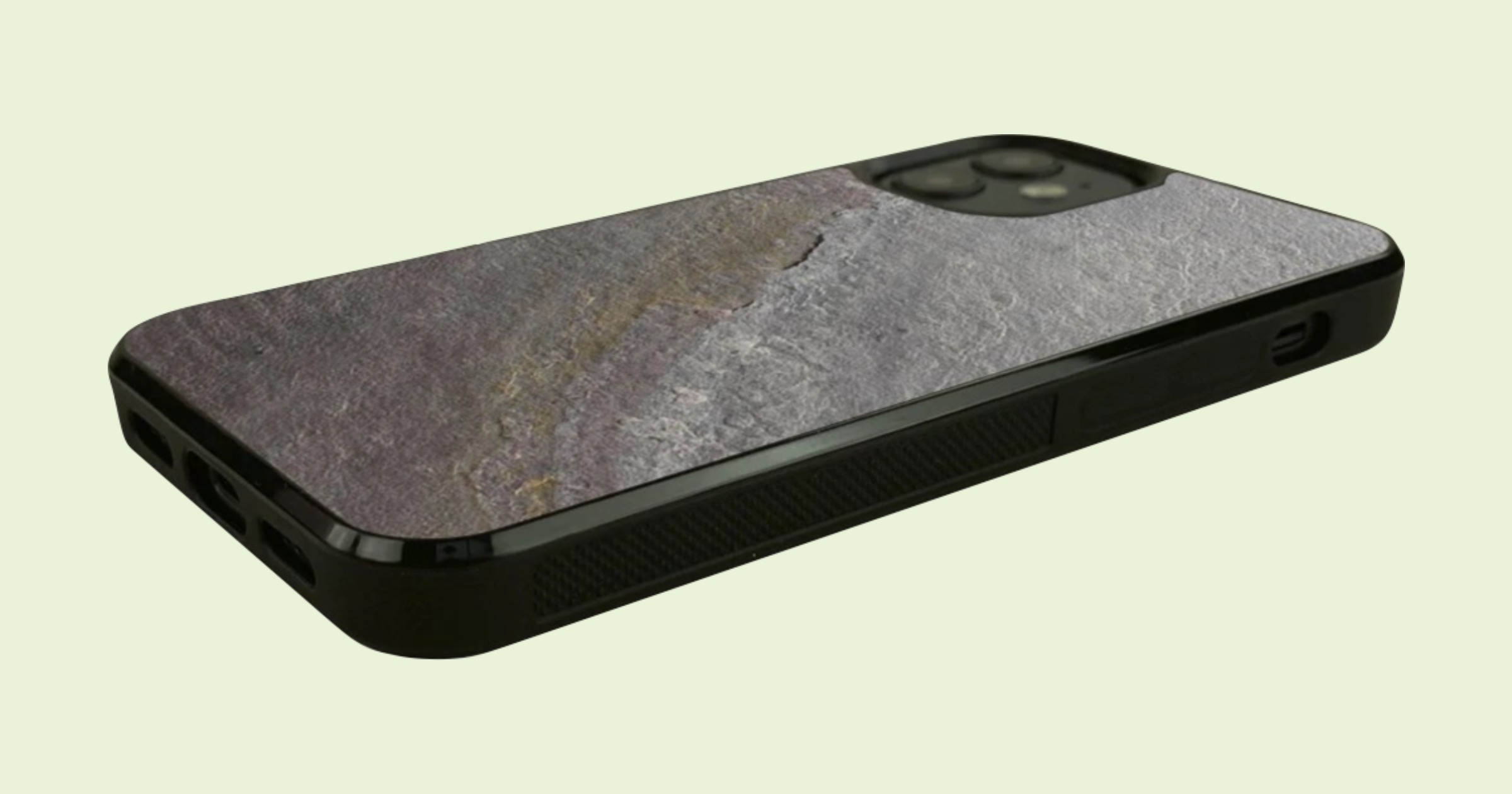 These iPhone 12 Cases Include Real Wood and Stone