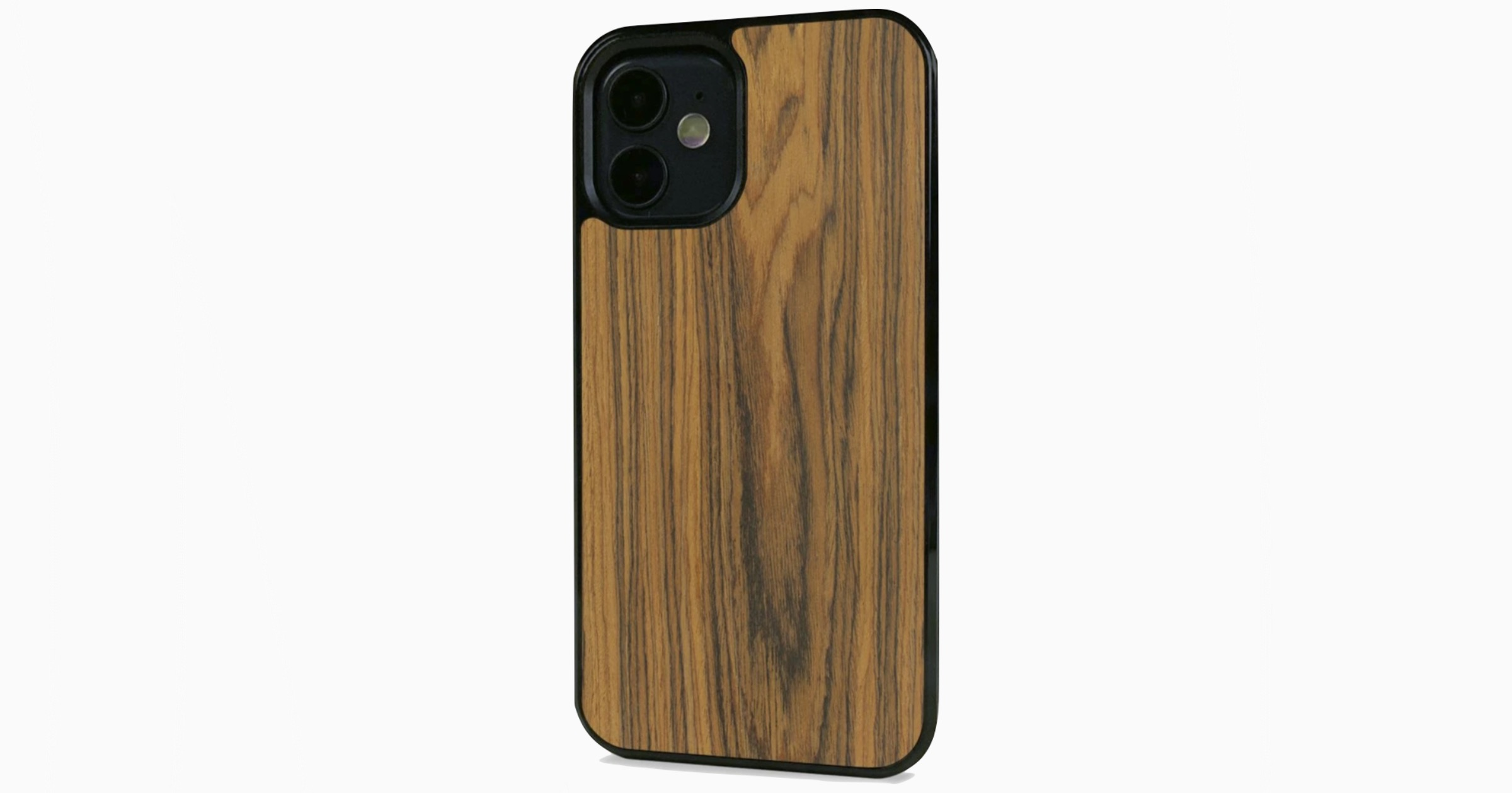 Coverup rosewood iPhone 12 case