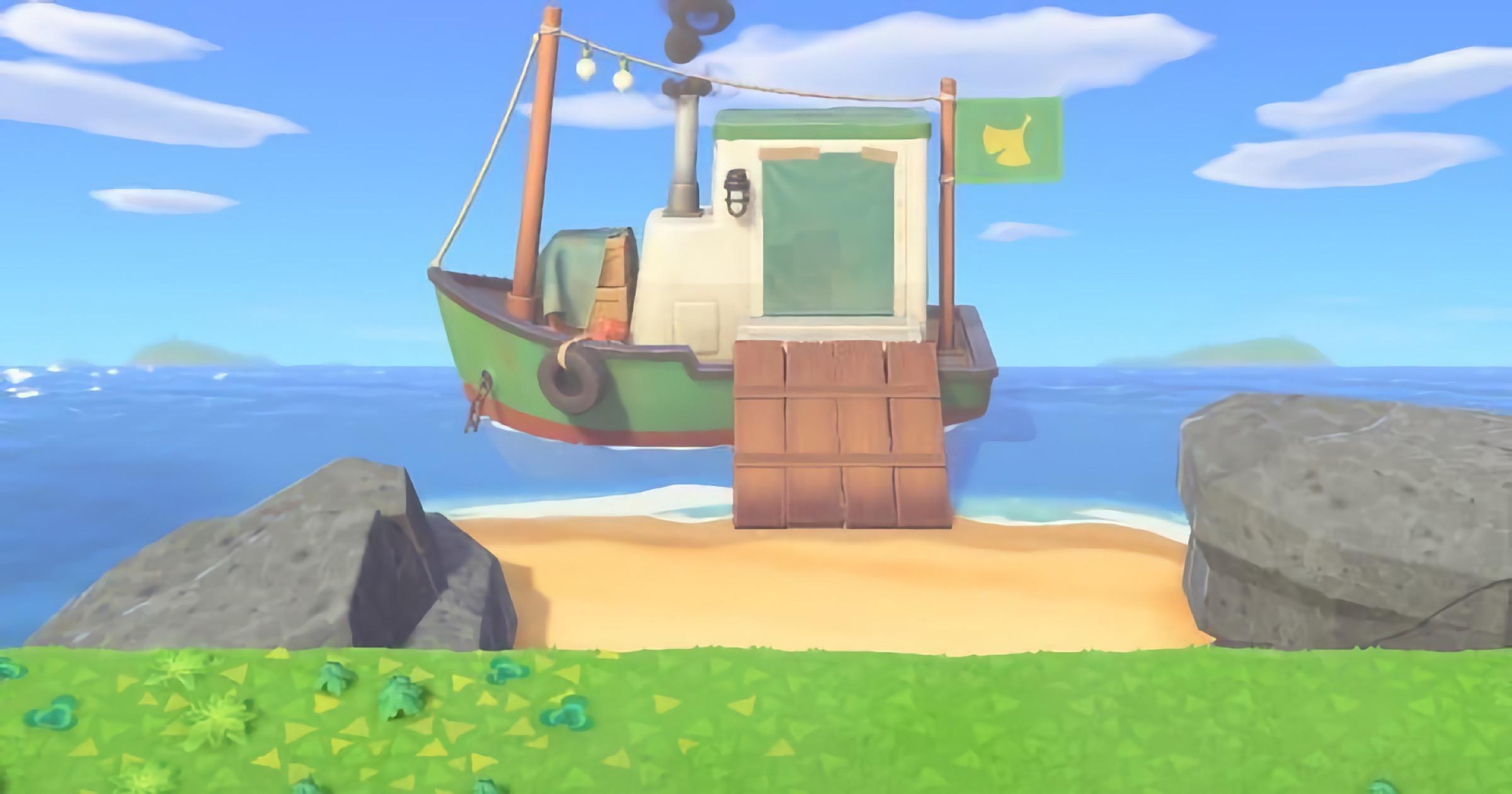 Jolly redd's treasure trawler