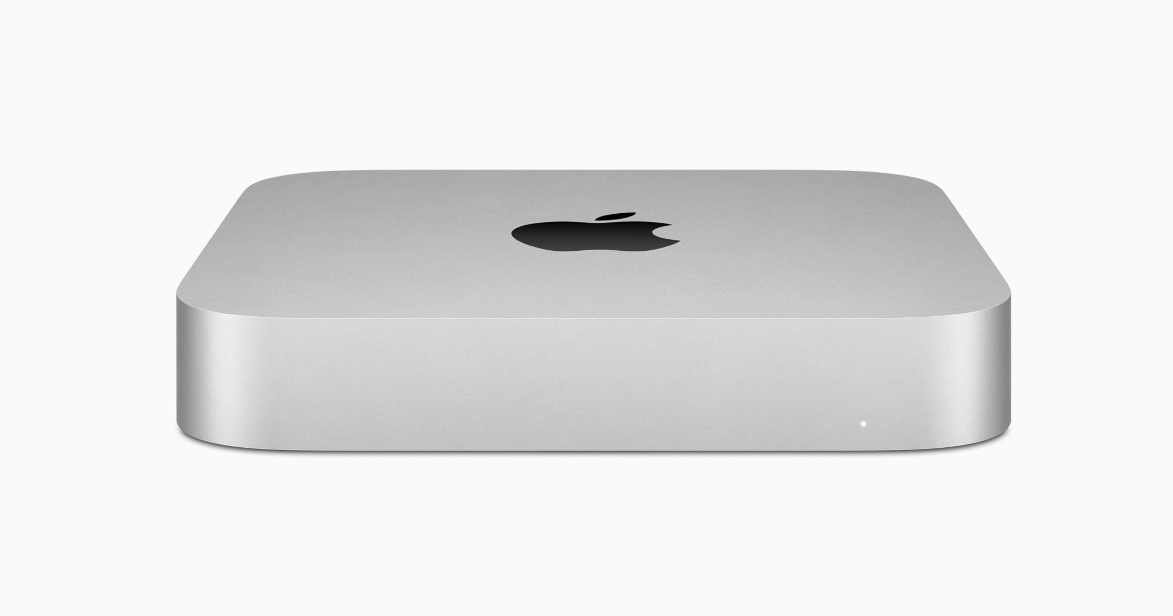 New Mac mini with M1 chip