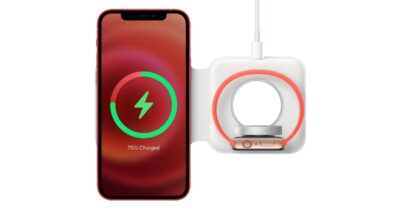 MagSafe duo iPhone 12 Apple Watch