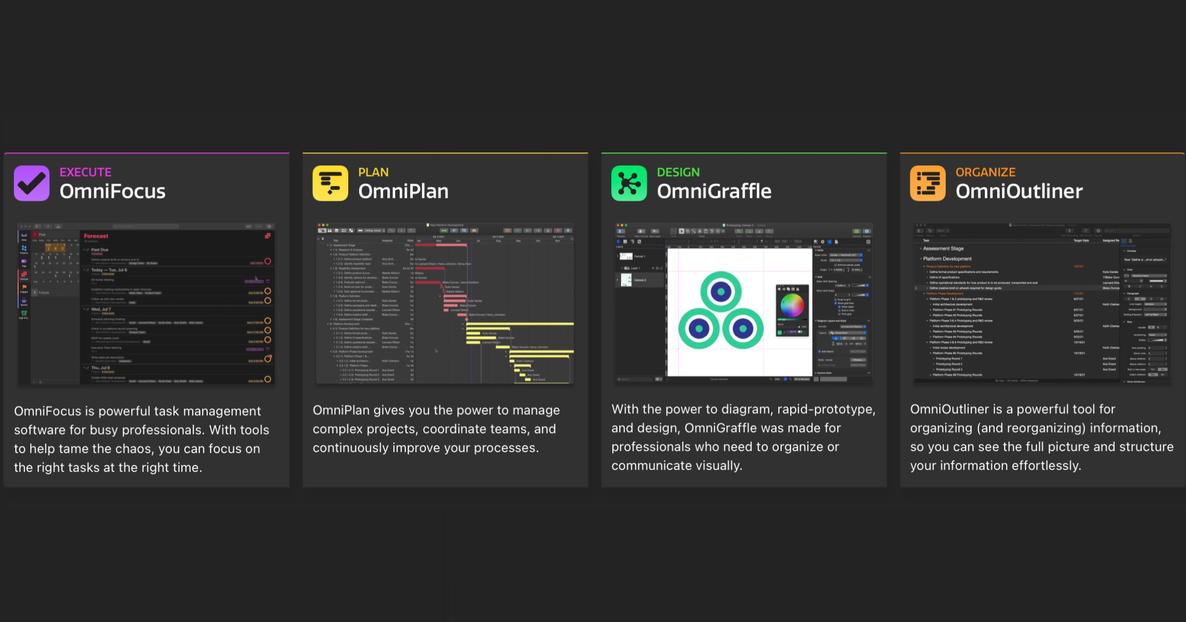 Omni Productivity Suite Updated With M1 Chip Support