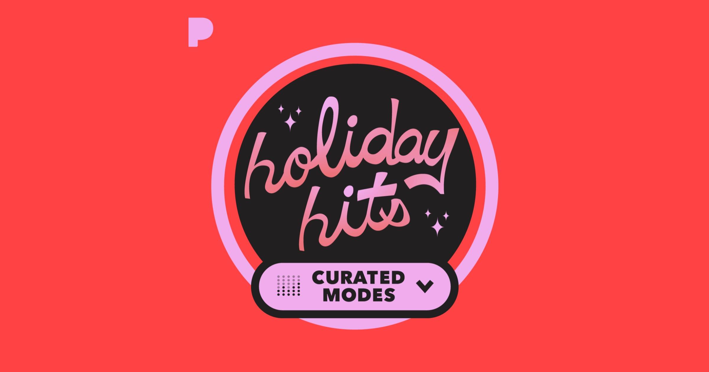 Pandora 2020 holiday music