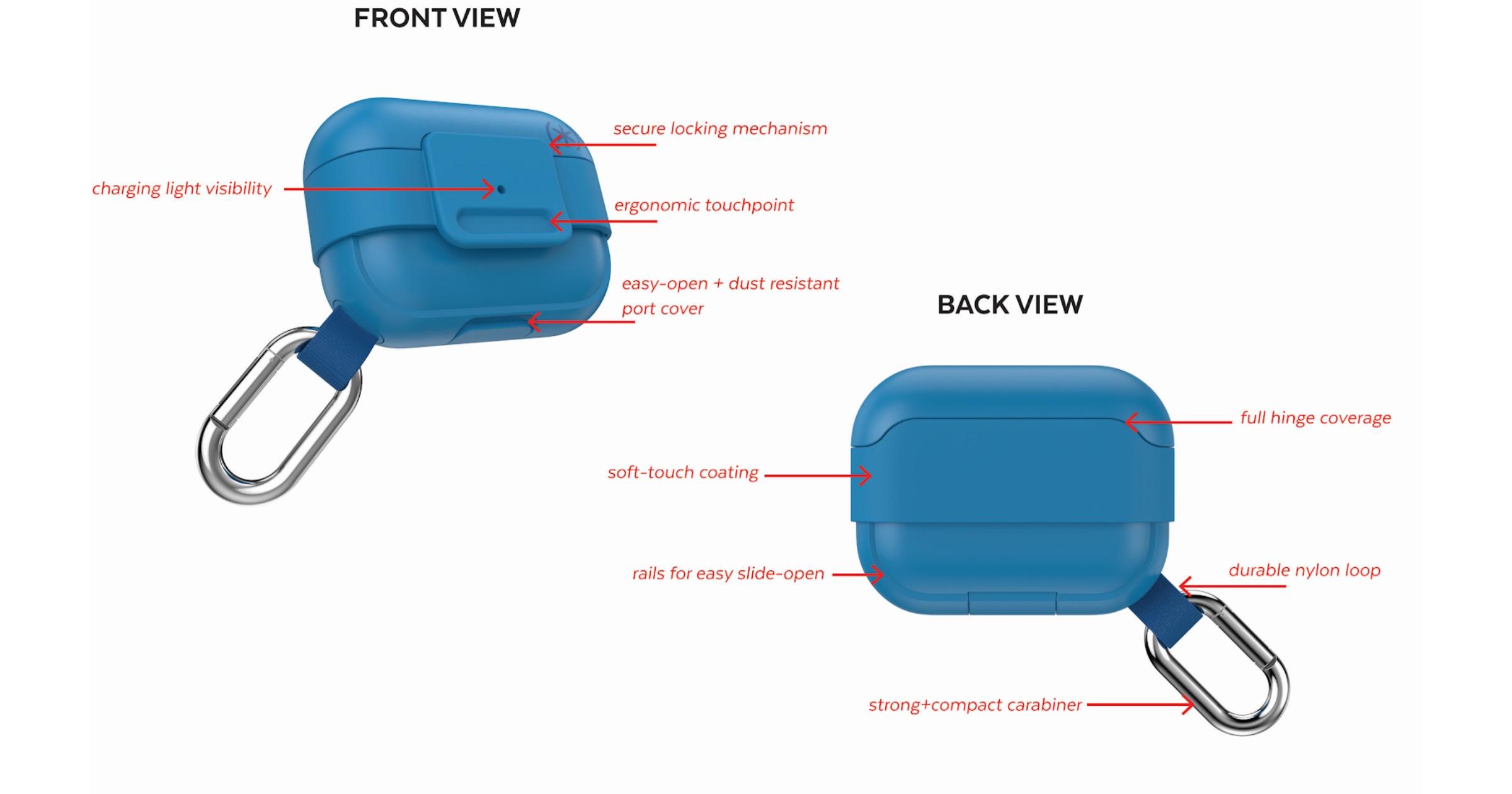 Speck Launches Presidio Clickflip AirPods Pro Case