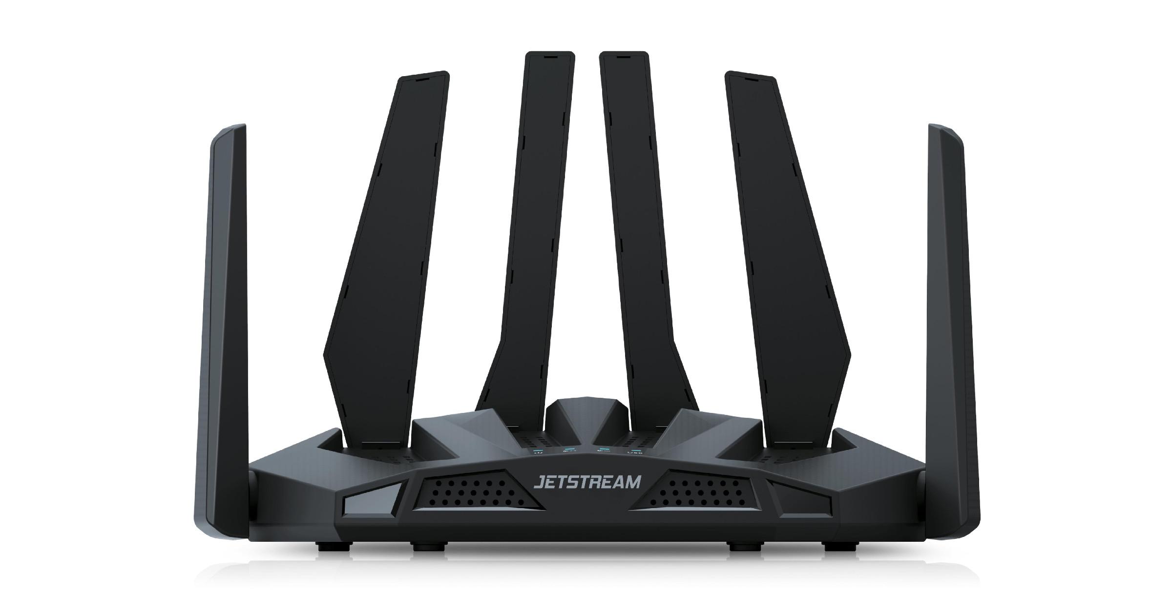 Walmart Jetstream router
