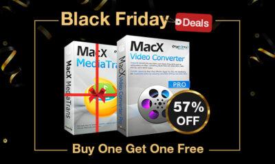 MacX Black Friday Deal