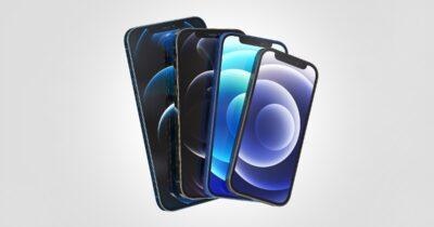 iPhone 12 iPhone 12 mini iPhone 12 pro