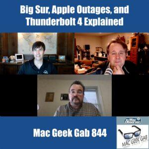 Thunderbolt 4 Explained —Mac Geek Gab 844 episode image