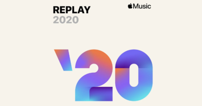 Apple Replay 2020 logo