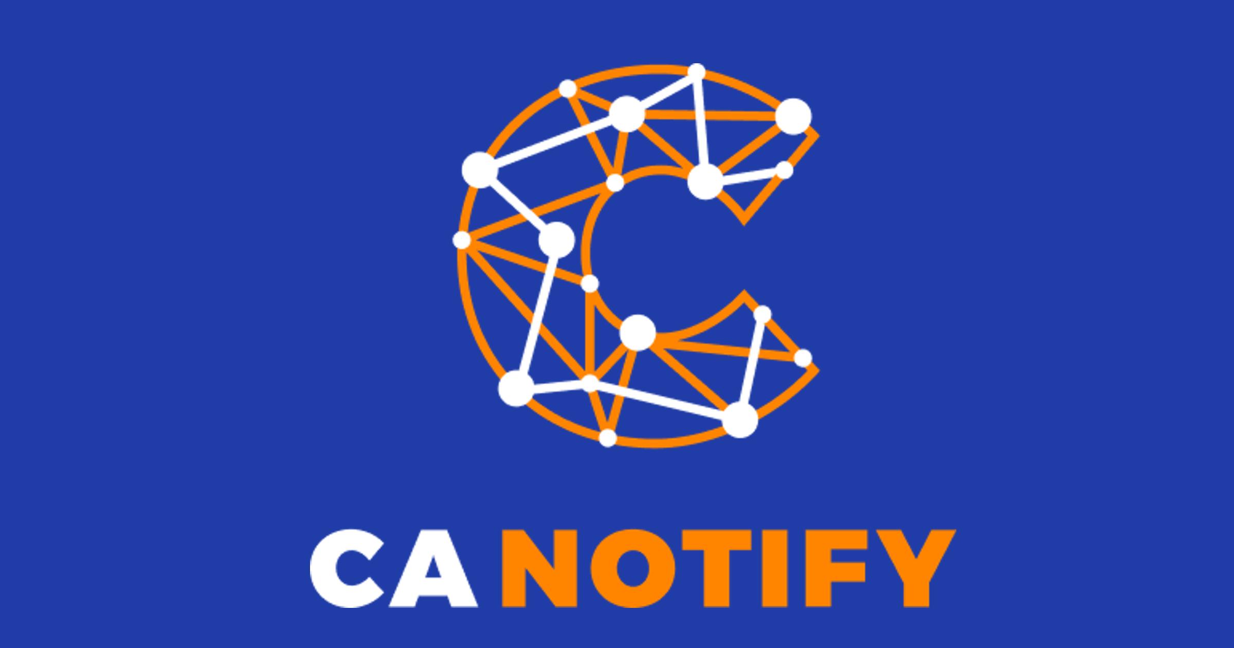 CA Notify COVID-19 exposure notification