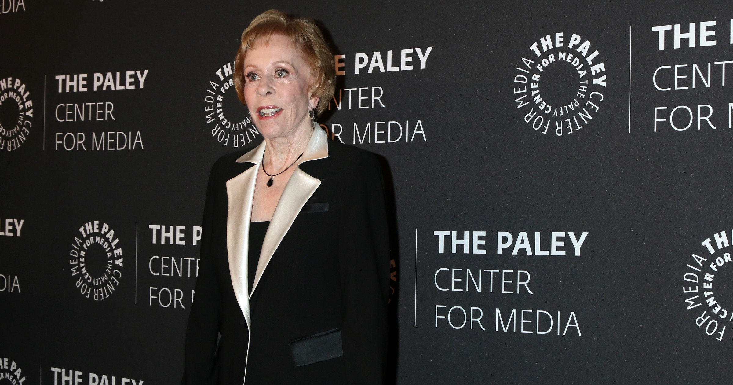 Carol Burnett at the The Paley Honors: A Special Tribute To Television's Comedy Legends