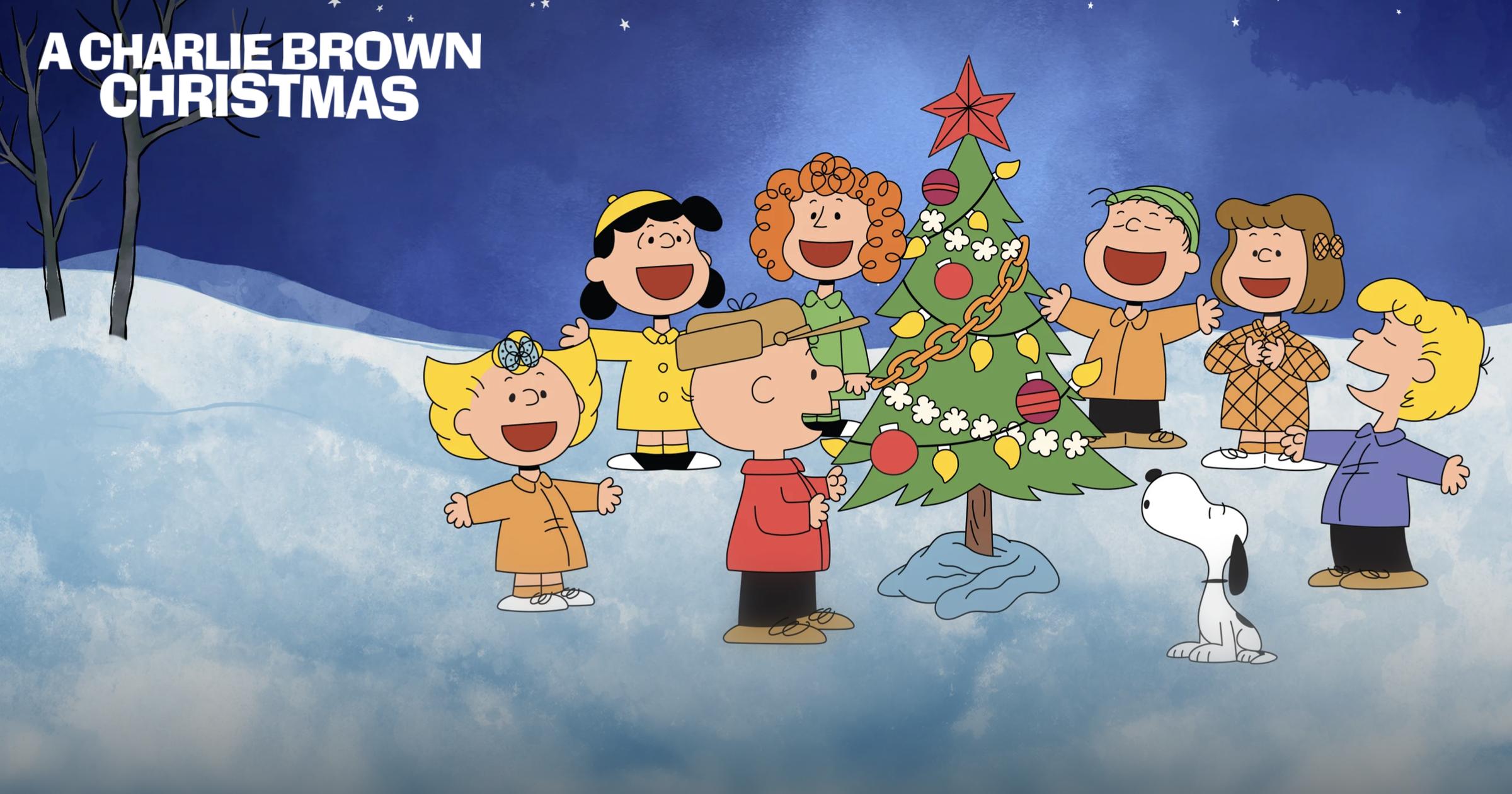 A Charlie Brown Christmas on Apple TV+