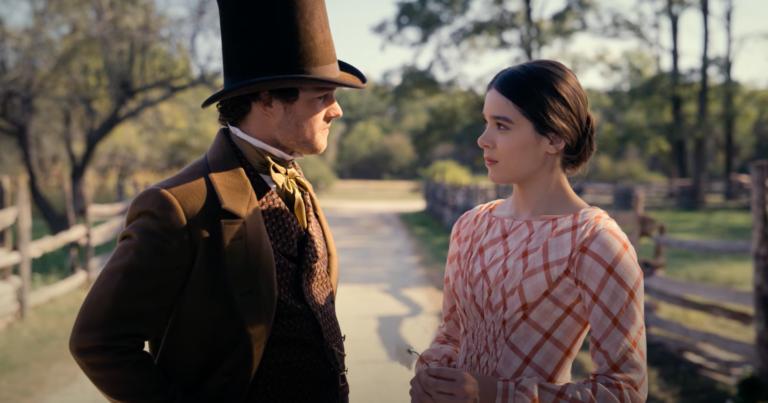 Dickinson season 2 on Apple TV+ trailer