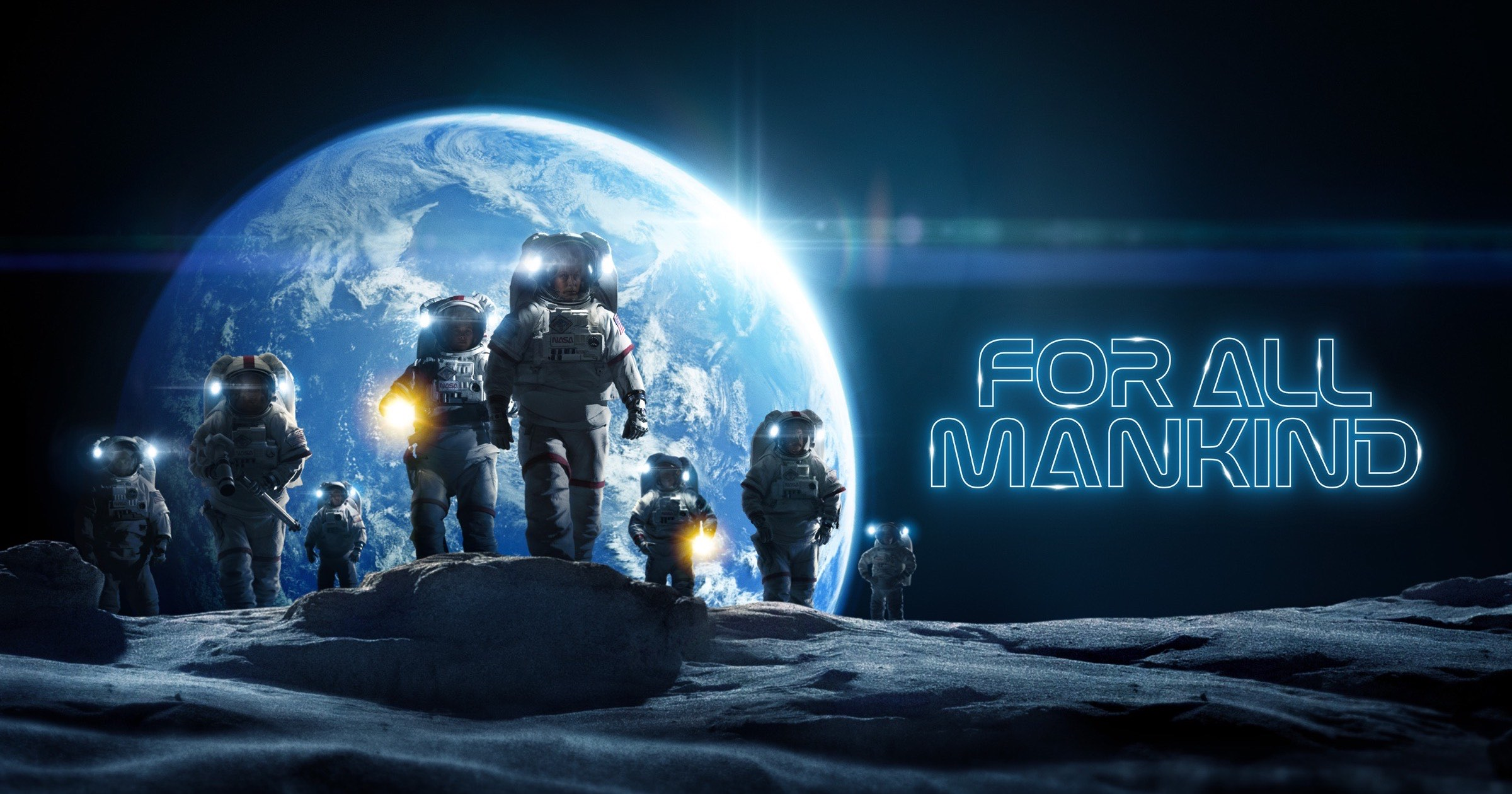 For all mankind season three poster
