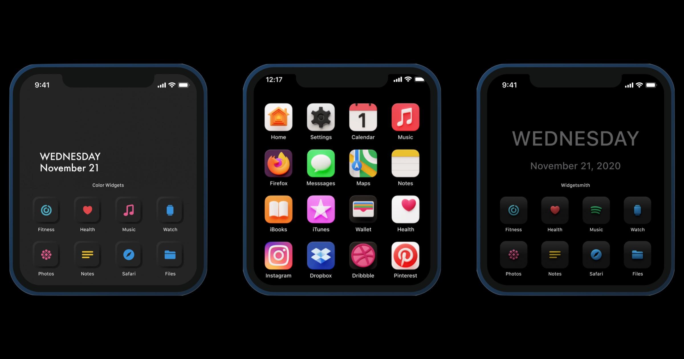 iconOS, the Website for Custom App Icons