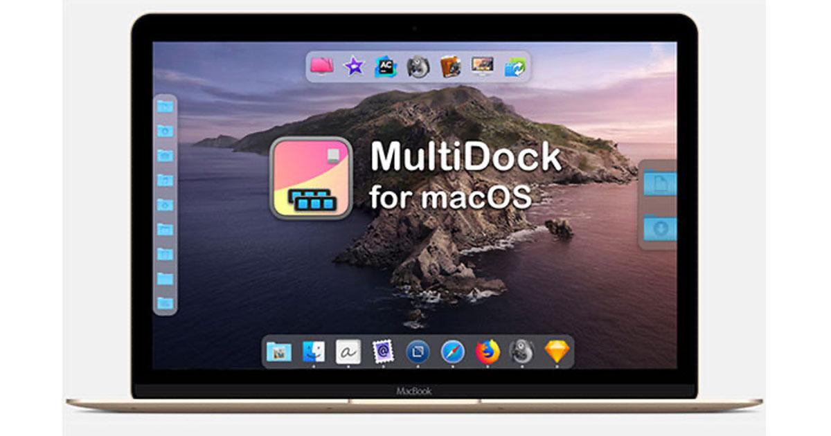 MultiDock for macOS